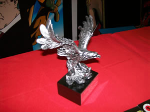 Eagle Awards Trophy